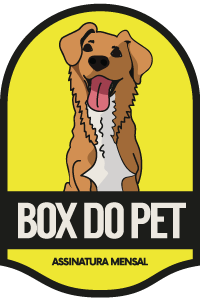 Logo Box do Pet - Assinatura Mensal